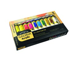 GALERIA ACRYLIC  10x20 ml set