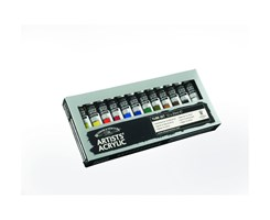 PROFESSIONAL ACRYLIC COLOUR Starter set 12x20 ml