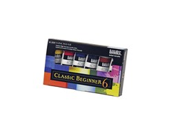 HEAVY BODY ACRYLIC Classic Beginner Set 6x22 ml