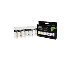 Heavy Body - Vibrant Color Set 6 X 22Ml